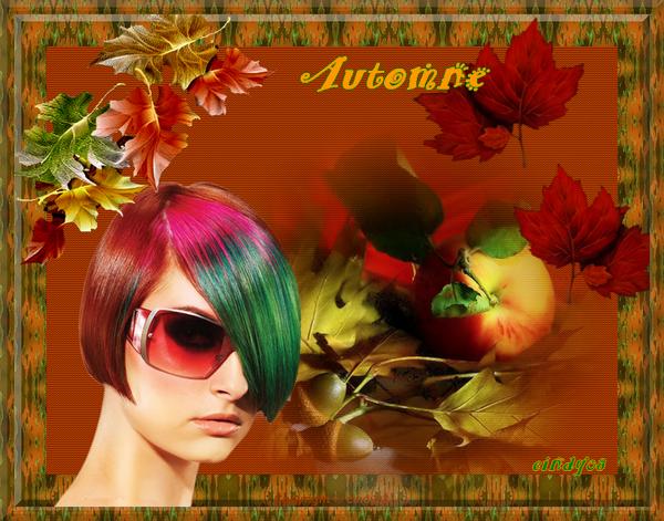 Ma création de septembre 2013 Automne