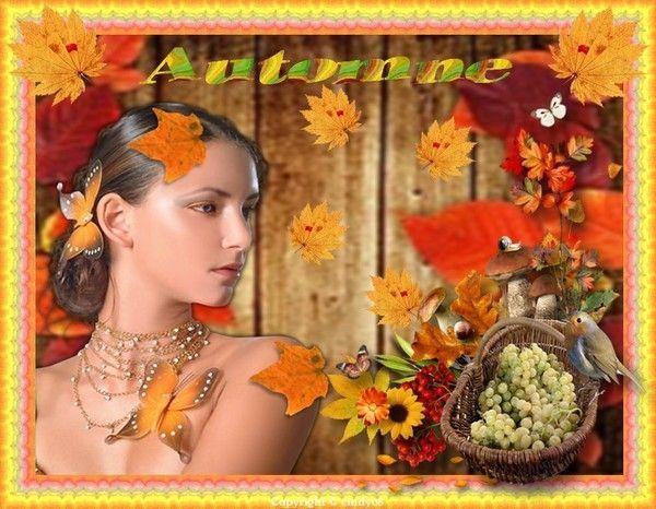 Ma création D'automne 2014