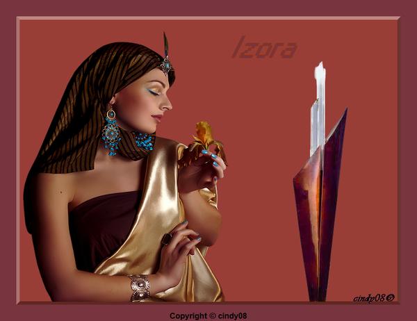 Ma création .....Juin 2013 !