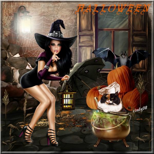 Créa Halloween