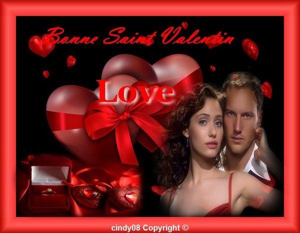 Ma Création !!.... St Valentin 2013