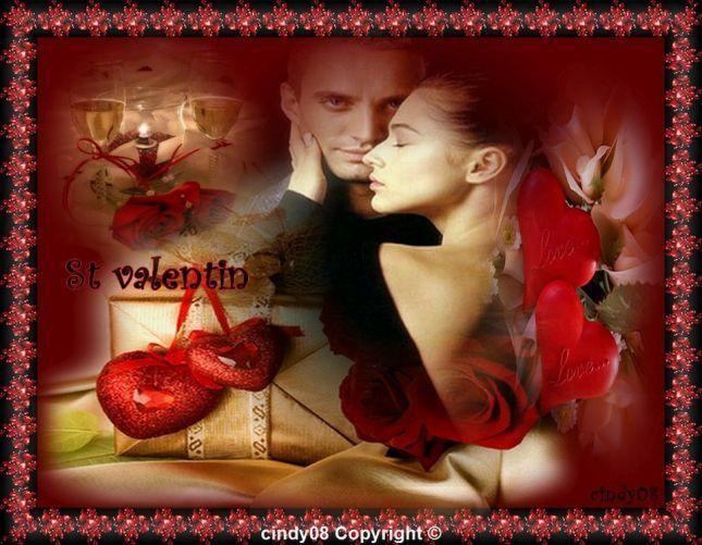 Ma création !!..... St Valentin 2013